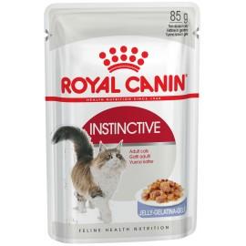 Royal Canin Instinctive (Инстинкстив) - кусочки в желе для взрослых кошек, 85 г