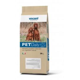 Vincent PetDaily FISH - полнорационный корм для взрослых собак с говядиной, курицей и рыбой