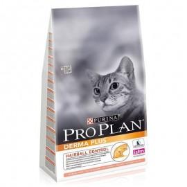 Pro Plan Derma Plus- для кошек с чувствительной кожей (лосось)