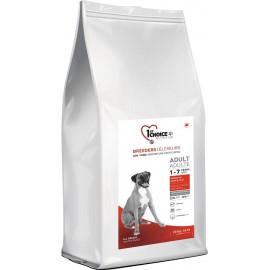 1ST CHOICE Breeders - корм для взрослых собак всех пород для кожи и шерсти, ягнёнок с рыбой и рисом