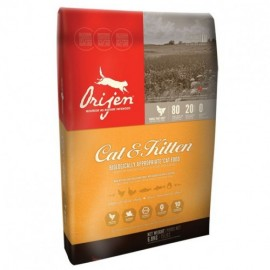 Orijen Kitten & Cat - беззерновой корм для котят и взрослых кошек