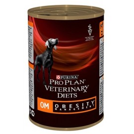 Purina Pro Plan Veterinary Diets OM Obesity Managment (упаковка 6 штук по 400г)