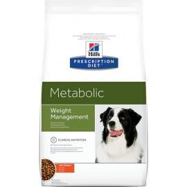 Hill's Prescription Diet Metabolic Weight Management для собак (курица)