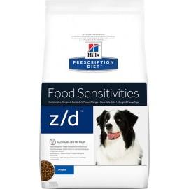 Hill's Prescription Diet z/d Food Sensitivities для собак