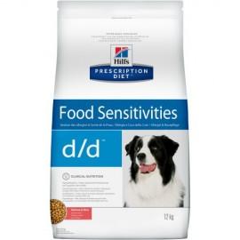 Hill's Canine d/d Salmon&Rice (с лососем и рисом)