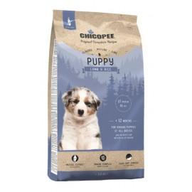 Chicopee Classic Natural Line Puppy Lamb & Rice - корм для щенков с ягненком и рисом