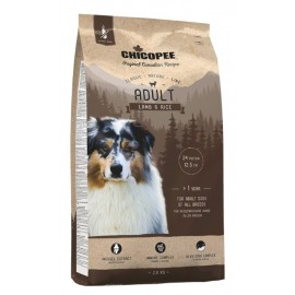 Chicopee Classic Nature Line Adult Lamb & Rice - корм для собак с ягненком и рисом