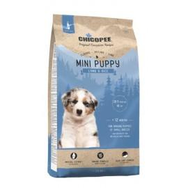 Chicopee Classic Nature Line Mini Puppy Lamb & Rice - корм для щенков мелких пород с ягненком и рисом