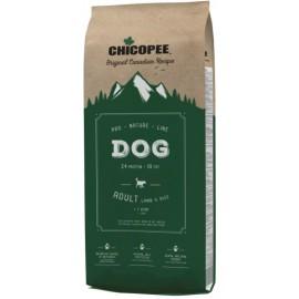 Chicopee Pro Nature Line Adult Lamb & Rice - корм для собак всех пород с ягненком и рисом