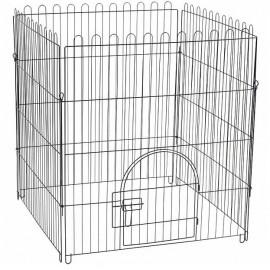 Triol K2 Клетка-вольер для животных, 4 секции, эмаль, 840*950мм, шт