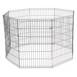 Triol K30 Вольер для животных, 8 секций, эмаль, 610*760мм