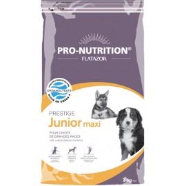 Flatazor Prestige MAXI JUNIOR (ПРЕСТИЖ ЮНИОР МАКСИ) корм для щенков и молодых собак крупных пород с мясом птицы