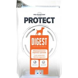 Flatazor Protect DIGEST - лечебно-профилактический корм для собак, склонных к заболеваниям ЖКТ (курица, утка и индейка)