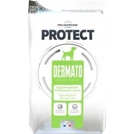 Flatazor Protect DERMATO -лечебно-профилактический корм для собак, склонных к заболеваниям кожи (утка)