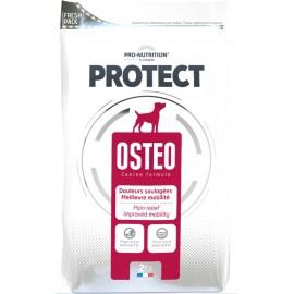 Flatazor Protect OSTEO - лечебно-профилактический корм для собак, склонных к заболеваниям костей (курица, утка и индейка)
