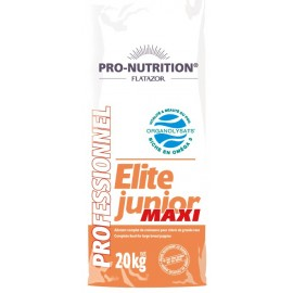 Flatazor ELITE JUNIOR MAXI - профессиональный корм для щенков крупных пород (курица, утка и индейка)