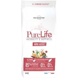 Flatazor PURE LIFE PUPPY - полнорационный корм для щенков с чувствительным пищеварением (лосось и белая рыба)