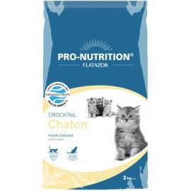 Flatazor CROCKTAIL CHATON - корм для котят и кошек в период беременности и лактации (курица, утка и индейка)