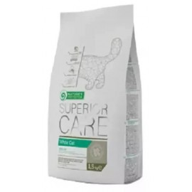Nature's Protection SC White Cat