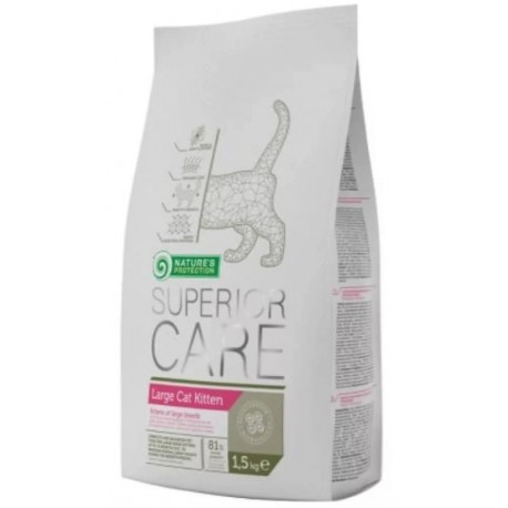 Nature's Protection SC Large Cat Kitten