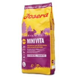 Josera MiniVita (Adult Mini/Sensitive) - корм для взрослых малоактивных собак миниатюрных пород, склонных к избыточному весу