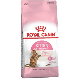 Royal Canin Kitten Sterilised (Киттен Стирилайзд)