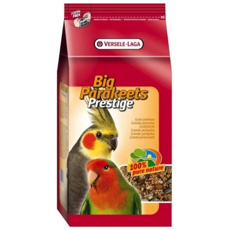Versele-Laga Prestige Big Parakeets - корм для средних попугаев