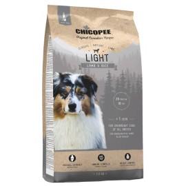 Chicopee Classic Nature Line Light Lamb & Rice - корм для собак с лишним весом с ягненком и рисом