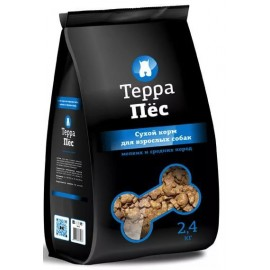 Терра-Пес - корм для собак мелких и средних пород