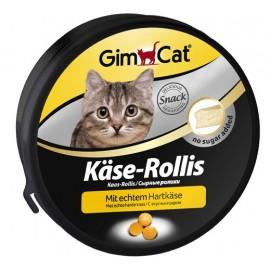 Gimpet Kase-Rollis - витаминизированные сырные шарики для кошек (400шт)