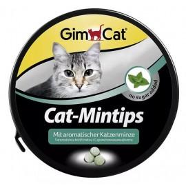 Gimpet Cat-Mintips 330 таб с кошачьей мятой витамины для кошек