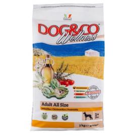 """""""Dog&сo"""" Adult All Size (Chicken & Rice) - корм для собак всех пород с курицей и рисом"""