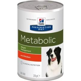 Консервы Hill's PD Canine Metabolik - для собак с избыточным весом, 370 г