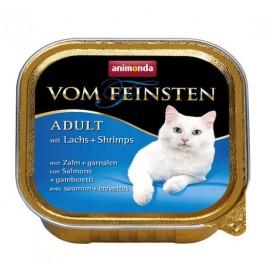 Vom Feinsten Classic - с лососем и креветками, 100г