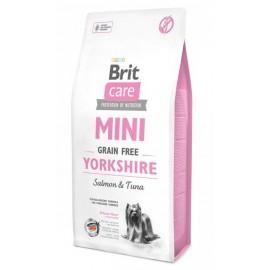 Brit Care Mini Grain Free Yorkshire - беззерновой корм для йоркширских терьеров