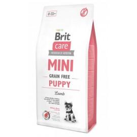 Brit Care Mini Grain Free Puppy - беззерновой корм для щенков миниатюрных пород