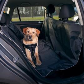 """13472 Чехол на сидения для автомобиля """"TRIXIE"""", черный 1,45х1,6 м,"""