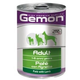 Gemon Dog Adult Pate Lamb - консервы для собак паштет с ягненком, 400г