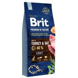 Brit Premium by Nature Light - корм для собак, склонных к полноте
