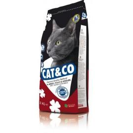 Cat&Co Adult Beef, Chicken & Vegetables - корм для взрослых кошек с говядиной, цыплёнком и овощами