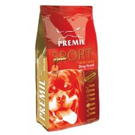 Premil Super Sport - корм для взрослых активных и рабочих собак всех пород