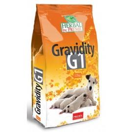 Premil Herbal Gravidity G1 - Корм для улучшения репродуктивной функции у сук и кобелей
