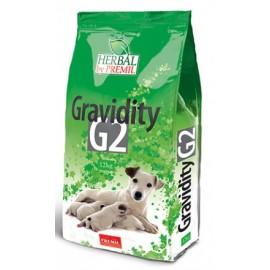 Premil Herbal Gravidity G2 - Корм для беременных и кормящих собак, первого прикорма щенков