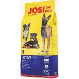 JosiDog Active - корм для взрослых собак всех пород, отличающихся активностью и подвижностью