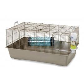 """53000800 Клетка """"SAVIC"""" для грызунов и мелких животных """"Ruffy 2"""", 80см x 50см x 38 см, бежевый"""