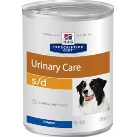 Консервы Hill's PD Canine s/d - для собак для лечения мочекаменной болезни кошек, 370 г (упаковка 6 штук)