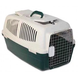 Переноска Triol для животных из пластика L, 620*390*380мм
