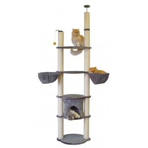 Купить когтеточку-домик для котёнка. Игровые комплексы
