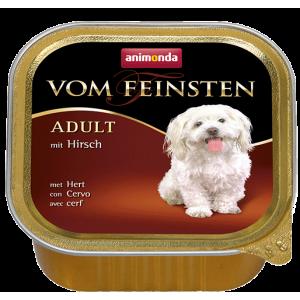 Animonda Vom Feinsten Forest (алюминиевые кюветы 150г) Нежный мясной паштет для взрослых собак
