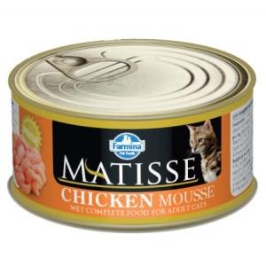 Мусс для кошек Matisse  Mousse